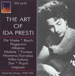 THE ART OF IDA PRESTI